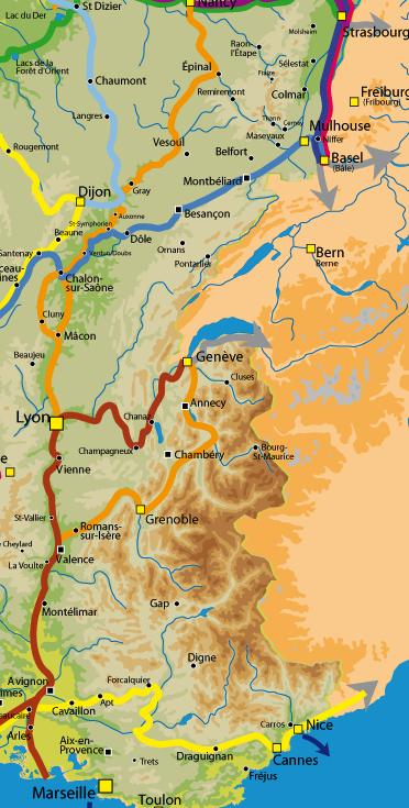 Carte grands itineraires af3v 20avril2016